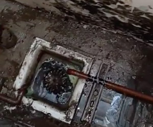 sewer backup water damage due to broken pipe | DryCare Restoration | Best Water Fire Mold Damage Restoration and Crime Scene Cleanup, Los Angeles Ventura Orange County