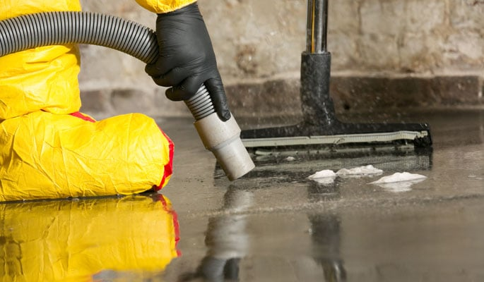 professional water cleanup   9 types of water damage and how to restore them   DryCare Restoration Blog   Best Water Fire Mold Damage Restoration and Crime Scene Cleanup in Southern California